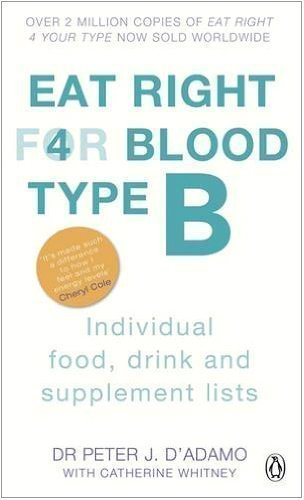 eat right for blood type b - 5