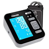 TENKER Upper Arm Home Blood Pressure Monitor with Cuff That fits...