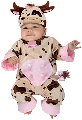 Three Little Pigs Halloween Costume Ideas (Princess Paradise Sleepy Cow Child's Costume,)