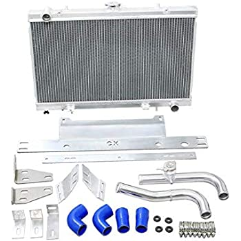Amazon com: CXRacing Radiator Hard Pipe Kit for 04-11 BMW