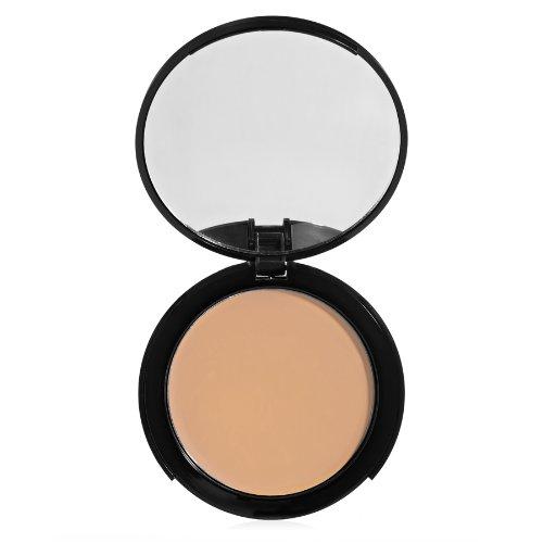 e.l.f. Studio HD Mattifying Cream Foundation, Sand, 0.34 Ounce