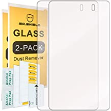 [2-PACK]-Mr Shield For Asus (Google) Nexus 7 FHD (2nd Generation) 2013 Tablet [Tempered Glass] Screen Protector with Lifetime Replacement Warranty