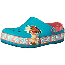 crocs CrocsLights Moana Clog (Toddler/Little Kid)
