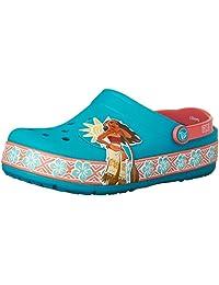 crocs CrocsLights Moana Clog (Toddler/Little Kid)
