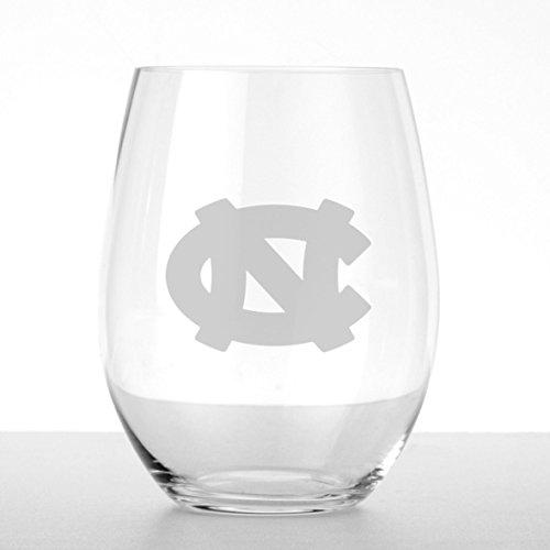 unc wine glass - 4