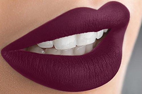 Matte Liquid Lipstick Long Lasting Waterproof Mineral Formula Lip Gloss - Connie