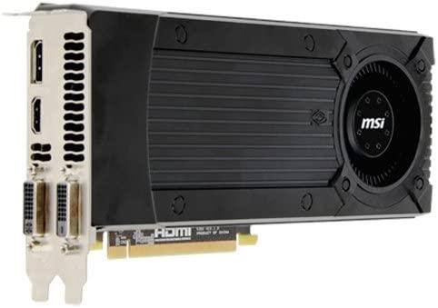 MSI V284-006R NVIDIA GeForce GTX 670 2GB - Tarjeta gráfica ...
