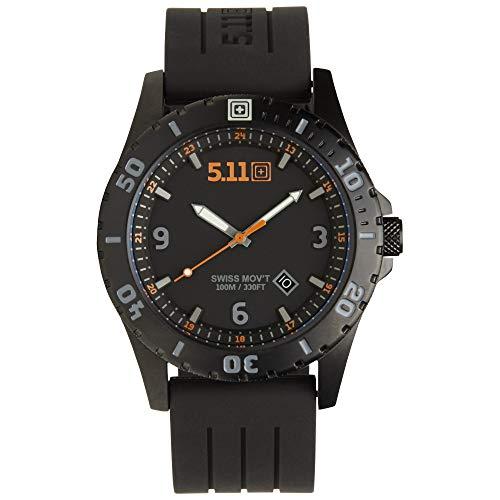5.11 Tactical Watch - 5.11 EDC Sentinel Watch Black