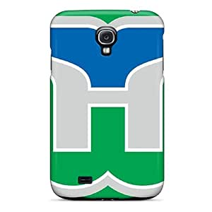 Excellent Hard Cell-phone Cases For Samsung Galaxy S4 (OsG9226hqMW) Customized HD Hartford Whalers Pattern