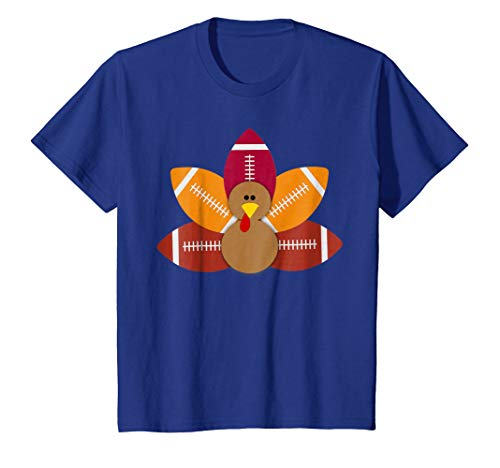 Funny Baby Turkey and Football Balls T-Shirt Sport Lovers