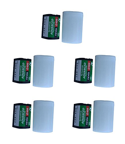 5 Rolls Fuji APS 100 40 Exposure Film Nexia Advantix Advanced Photo System Bulk ()