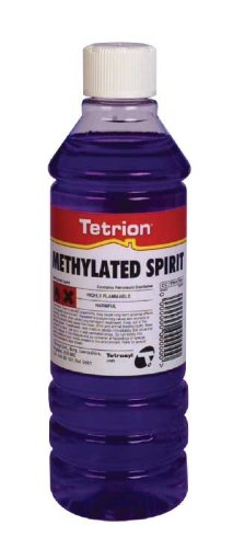 Tetrion tms500 methylated espí ritu 500  ml