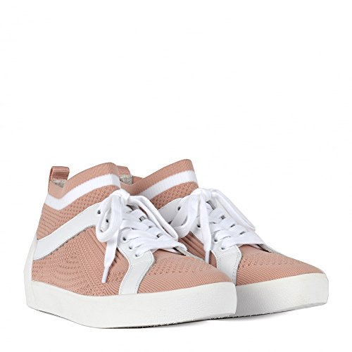 Ash Schoenen Schuhe Nolita Schoen Poeder Y Bianco Damen Poeder