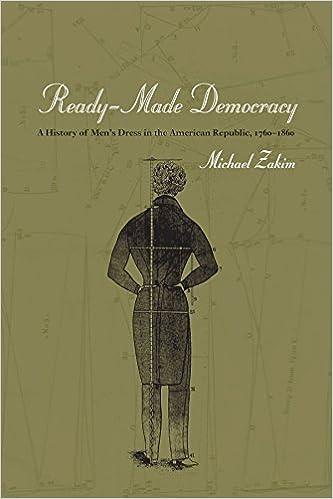 Ilmaiset äänikirjat lataavat suuria kirjoja ilmaiseksi Ready-Made Democracy: A History of Men's Dress in the American Republic, 1760-1860 0226977951 Suomeksi RTF by Michael Zakim