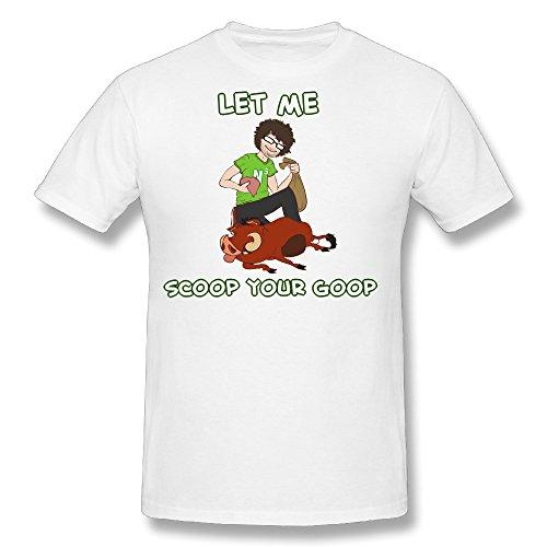 Guiwan Men's Nerd 3 T-shirt - Mayer Melbourne