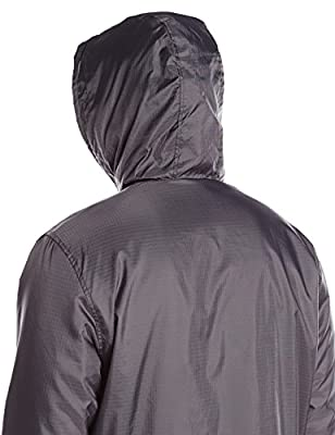 Dickies Men's Fleece-Lined Hooded Jacket