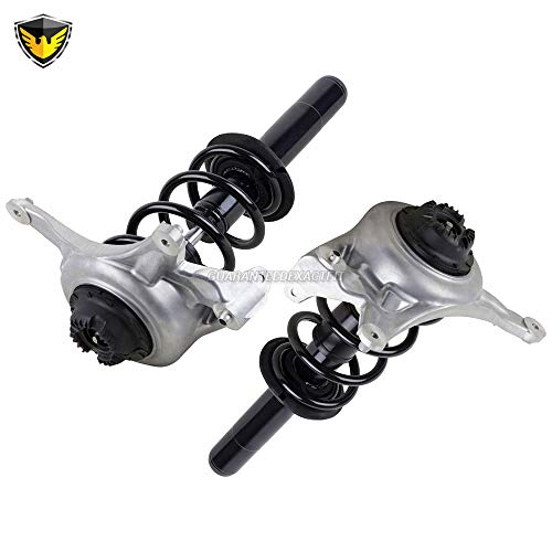 - New Pair Duralo Front Strut & Spring Assembly For Audi A4 & A5 - Duralo 1192-1436 New