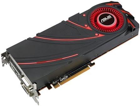 ASUS R9290-DC2-4GD5 - Tarjeta gráfica de 4 GB con AMD Radeon R9 ...