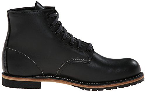 Image of the Red Wing Heritage Men's 6-Inch Beckman Round Toe Boot,Black Featherstone,8 D US