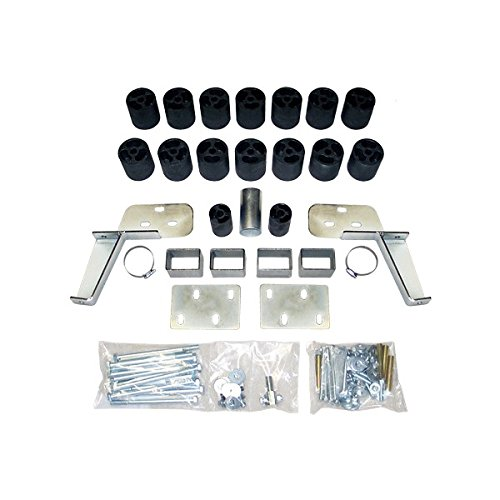 93 chevy k2500 body lift kit - 3