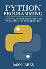 You're sick and tired of trying to learn python, but can't find any good resources that cater to your needs?                     You're in the right place, because this is the only book to learn python you will...