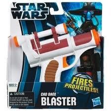 Star Wars 2012 Roleplay Toy Cad Bane Blaster]()