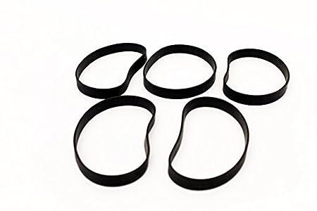 KGASUPPLIES Vacuum Cleaner Belt For Morphy Richards 73309 2 Pack