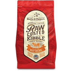 Image of Stella & Chewy's Raw Coated Beef Recipe Dog Food 10lb