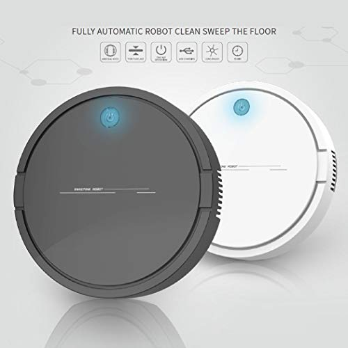 YENJO Rechargeable Smart Robot Vacuum Cleaner Automatic Sweeping Mopping Machine Robotic Vacuums