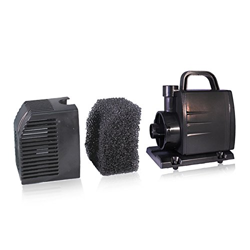 Simple Deluxe 1056 Gph Ul Listed Submersible Pump With 15