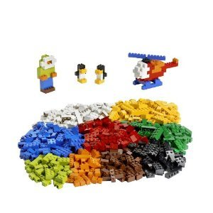 41IB1TXS1pL - LEGO Bricks & More Builders of Tomorrow Set 6177 (Discontinued by manufacturer)