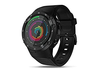 Amazon.com : Cimix Android 7.0 Smart Watch with GPS, 1.39 ...