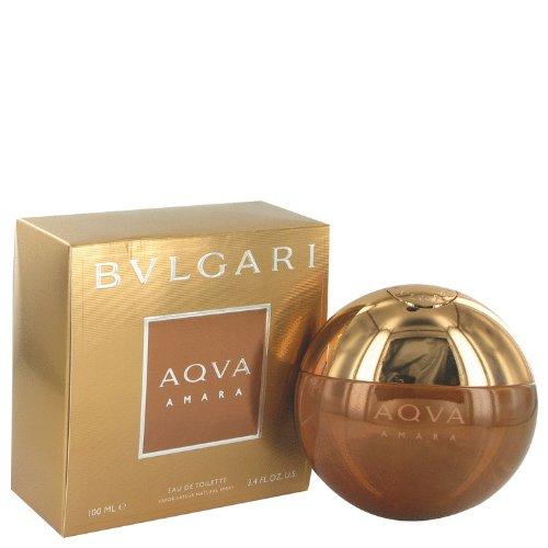 Bvlgari Aqua Amara by Bvlgari Eau De Toilette Spray 3.3 oz ()
