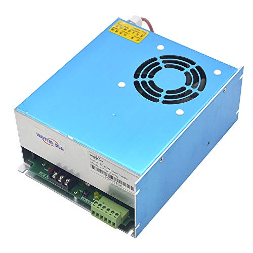 WaveTopSign 80W CO2 Laser Power Supply 220V PSU use for RECI W2/Z2/S2 CO2 Laser Tube DY-10