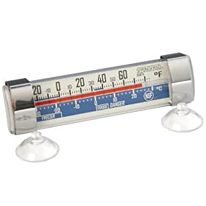 Taylor Springfield Freezer and Refrigerator Thermometer, Garden, Lawn, Maintenance