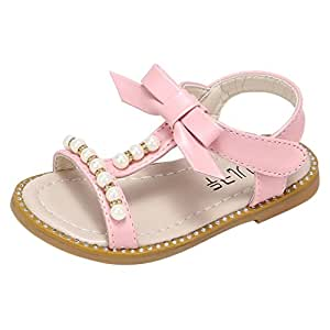 Zapatos Bebe Verano Antideslizante Suela Blanda Primeros Pasos ...