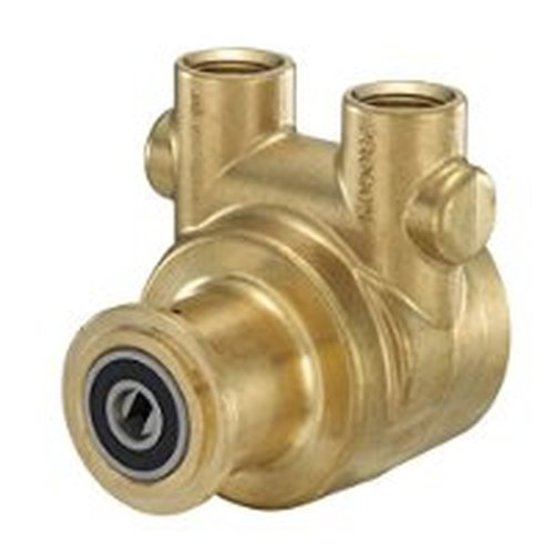 Procon 114B330F11XX Brass Rotary Vane Pump, 1/2'' NPTF, 346 GPH by Procon