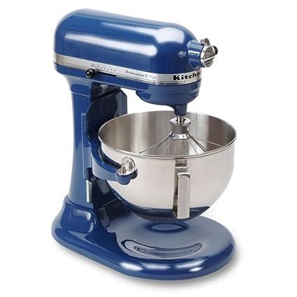 Charmant KitchenAid Professional 5 Plus Series Stand Mixers   Blue Willow