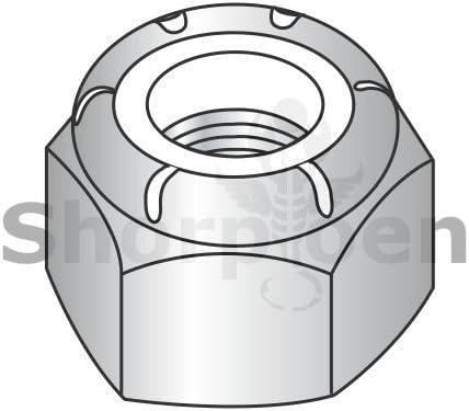 SHORPIOEN Type U Spring Nut Black Phosphate C8095-632-4 BC-215130 Box of 3000