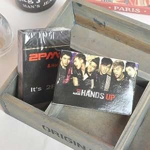 Kpop Support Stars Poker (2PM)