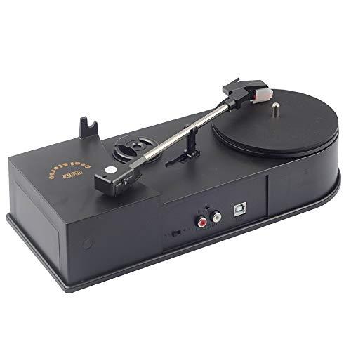 Tocadiscos USB Retro Tocadiscos Retro Phonograph Convertir ...