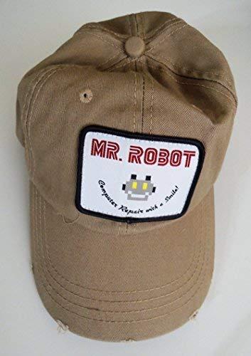 Mr. Robot Repair Store Hat - Loot Crate DX Exclusive December 2016 ()