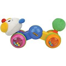 K's Kids Press and Go Inchworm Rattle