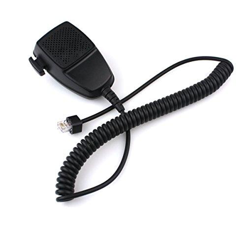 FidgetFidget New 8-pin Speaker Mic Microphone for Motorola GM350 GM360  MAXTRAC GR1125, GR1225