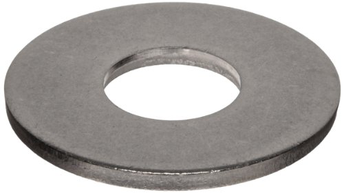 """Steel Flat Washer, Plain Finish, ASTM F436 Type 1, 7/8"""" Scre"""