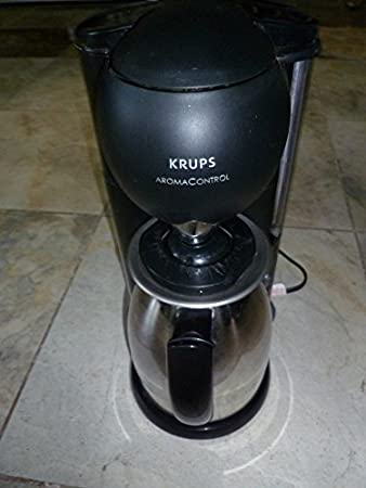 Krups Aroma Control Cafetera eléctrica: Amazon.es: Hogar