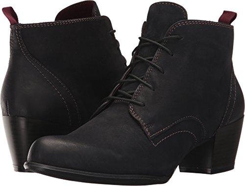 Tamaris Women's Ocimum 1-1-25115-29 Navy Nubuck Shoe
