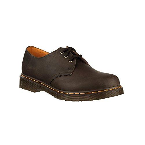 Dr Martens - Zapatos Modelo 1461Z con cordones hombre caballero Gaucho