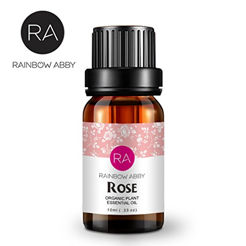 Rose - 100% Pure, Best Therapeutic Grade Essential Oil - 10 ml