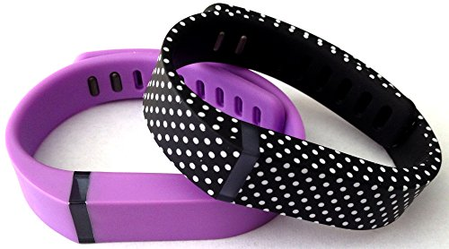 Violet Fitbit Clasps Replacement tracker